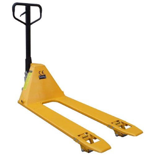 Extra Low Profile Pallet Truck <br />Model: MA10/35 <br />Capacity: 1000kg
